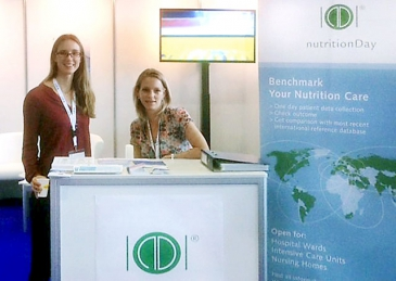 nutritionDay at ESPEN congress 2014